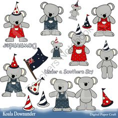Western Wedding Clipart Set Comes With 8 Cute Cliparts Including A