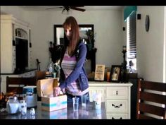 Mixing Blue Minerals - YouTube