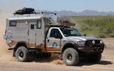 global expedition vehicle