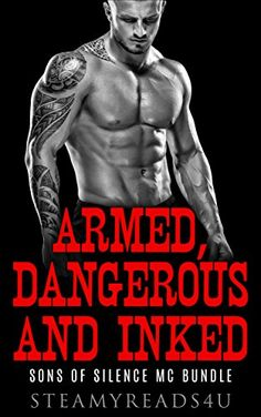 FREE: ARMED, DANGEROUS AND INKED (SONS OF SILENCE MC ROMANCE) - http://www.justkindlebooks.com/a-statictitle1-103/