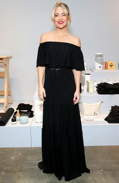 Kate Hudson attends the opening of Goop Gift. #bestdressed