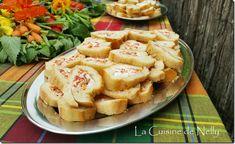 Baguette Apéro au Chèvre, Chorizo et Poivron rouge Cuisine Diverse, Bruschetta, Apple Pie, Entrees, Tapas, Potato Salad, Macaroni And Cheese, Sandwiches, Picnic
