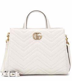 Borsa GG Marmont Small in pelle matelassé   Gucci