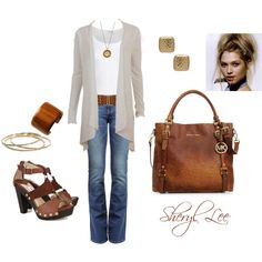 Out and about Saturdays, created by sheryl-lee on Polyvore