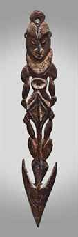 Crochet Iatmul janus Iatmul janus hook South Pacific, Pacific Ocean, Maluku Islands, Island Nations, Janus, Ocean Art, Vanuatu, Antiquities, Papua New Guinea
