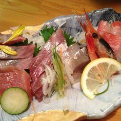 刺身 sashimi