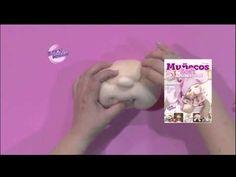 Maquillaje de Rostros y Uso de Plantillas para Muñecos- HogarTv por Juan Gonzalo Angel - YouTube