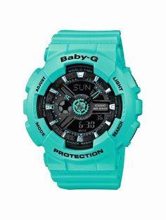G-shock Casio Baby- G Snsd Girls' Generation Watch Rare Limited G Shock Watches, Casio G Shock, Sport Watches, Cool Watches, Watches For Men, Wrist Watches, Analog Watches, Breitling Watches, Women's Watches