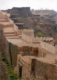 India. Kumbhalgarh – The Great Wall of India   Long overshadowed by its lengthier neighbor to the east, this is the second largest continuous wall on the planet. Yet bewilderingly, it is still little known outside its own region.