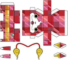Mauther Papermau uploaded this image to 'paper toy 3'.  See the album on Photobucket.