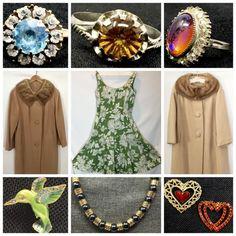 Online Estate Sales, Houston, Brooch, Fashion, Moda, Fashion Styles, Brooches, Fashion Illustrations