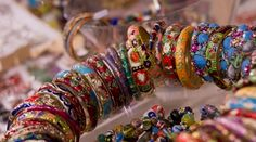 Indiase armbanden / Indian bracelets