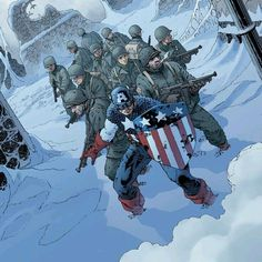 Captain America with a shield shaped shield :) Arte Dc Comics, Bd Comics, Marvel Comics Art, Marvel Heroes, Marvel Avengers, Heroes Comic, Comic Book Characters, Marvel Characters, Comic Books Art