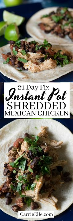 Shredded Mexican Chi