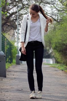 gold and silver: A look created by acupofstyle on Fashiolista.com