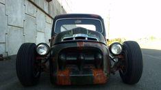 1951 Ford F1 Rat Rod - Rat Rod Magazine Build Off Competitor Pickup Truck