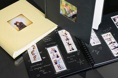 Egyedi vendégkönyv az esküvőtökre! Ez a SnapBook.