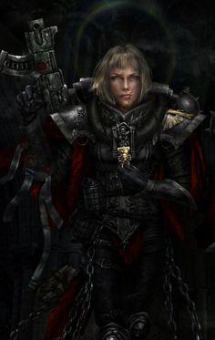 Adepta Sororitas, Sisters of Battle