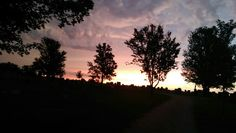 Sunset Rose Hill Cemetery, Sunrise, Celestial, Outdoor, Outdoors, Outdoor Games, The Great Outdoors, Sunrises