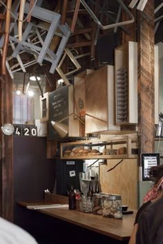 Coffee Shops Around The World And Their Eye-Catching Interior Design Details