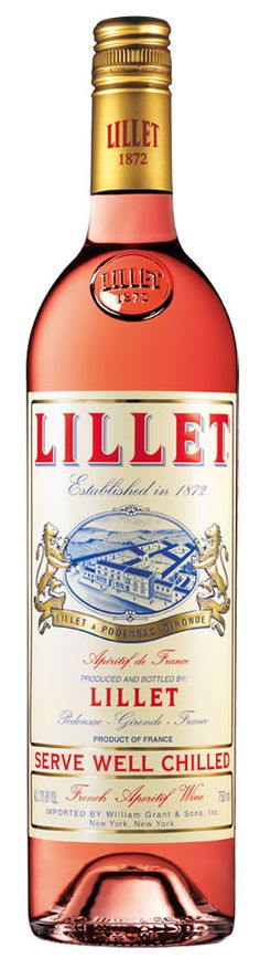 I am dying to try this but we couldn't find any in San Jose CA.    Lillet Just Wants to Have Fun: BA Daily:  bonappetit.com