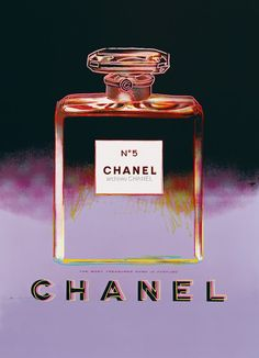 Chanel No 5 by Andy Warhol...