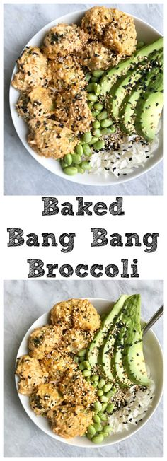 """Another delicious """"bang bang"""" inspired recipe. This time, broccoli! So my bang bang tofu is probably the most popular recipe I've EVER posted! That being said, I wanted to m…"""