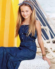 More wonderful shots of Kristina Pimenova… Young Models, Child Models, Tween Fashion, Fashion Models, Fashion Children, Dope Outfits, Girl Outfits, Kristina Pímenova, Moda Tween