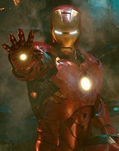 Iron Man - my hero
