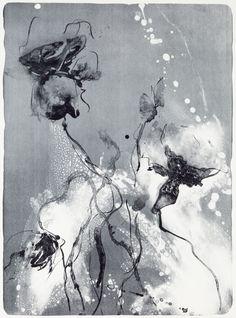 B-sides — Kaisu Sirviö(Finnish, b.1954) Lithograph  here,...