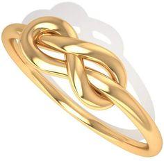 Anillo Infinito de Oro Amarillo fino para mujer, moderno, con estilo y con un diseño elegante. Si buscas un anillo de oro con símbolo infinito te recomiendo que plantees comprar este producto Bangles, Bracelets, Gold Rings, Rose Gold, Jewelry, Fashion, Yellow Gold Rings, Jewelry Trends, Fashion Rings