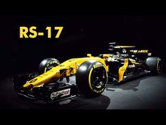 LIVE - Renault Sport Formula One Team R.S. 17 launch - YouTube
