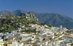 Gaucin, Andalucia, Spain
