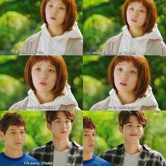 Weightlifting fairy kim bok joo. Episode 2 Hahaha He's such a jerk with her..but still cutee❤