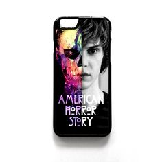 American Horror Story Tate Langdon Evan Peter for phone case iphone 4/4S/5/5S/5C/6/6S/6 Plus/6S Plus