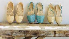 Shoemaker María Jesús Morcillo Vergara believes patience is a virtue.