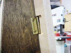 Picture of Install Doors to Case Narrow Cabinet, Custom Headboard, Door Casing, Secret Compartment, Entry Doors, Home Remodeling, Door Handles, Interior Decorating, Accessories