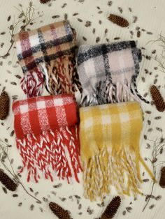 #soft #fluffy #scarf #checkered #musthave #winter #accessories #budapest #szputnyikshop #pastel Leather Ring, Winter Accessories, Budapest, Your Favorite, Finding Yourself, Pastel, Symbols, Shapes, Blanket