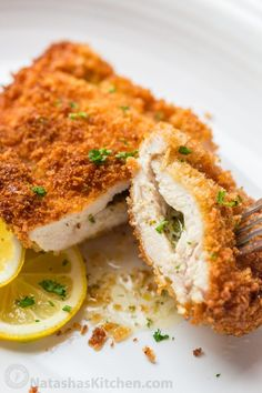 Easy Chicken Kiev Recipe (VIDEO) - NatashasKitchen.com