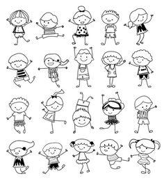 Happy Cartoon, Cartoons Love, Cartoon Kids, Cartoon Art, Drawing Cartoon Characters, Cartoon Drawings, Easy Drawings, Cartoon Icons, Pencil Drawings