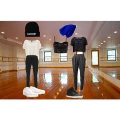 """Hip Hop dance outfit"" by nena-san on Polyvore"
