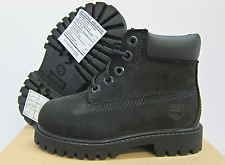 toddler black timberland boots for boys