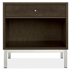 Room & Board - Delano 22w 18d 22h One-Drawer Nightstand
