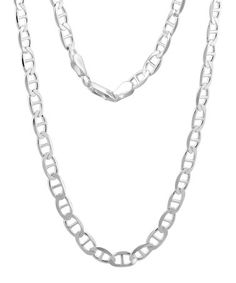 Sterling Silver Separated-Link Chain Necklace #zulily #zulilyfinds