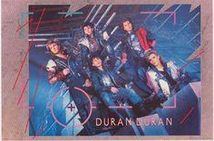 Duran Duran 1984 Arena Poster 23x35 – BananaRoad