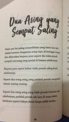 Quotes Rindu, Quotes Lucu, Cinta Quotes, Book Qoutes, Quotes Galau, World Quotes, Quotes From Novels, Tumblr Quotes, Text Quotes