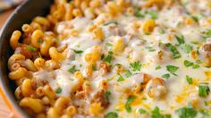 Sloppy Joe Mac 'n Cheese