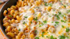 Sloppy Joe Mac 'n Cheese  - Delish.com