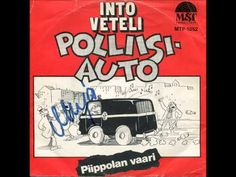 Into Veteli - Polliisiauto