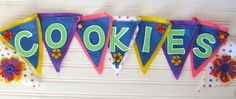 Cookie Booth banner
